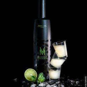 MOJICELLO «liqueur de Mojito» LOT DE 3 BOUTEILLES